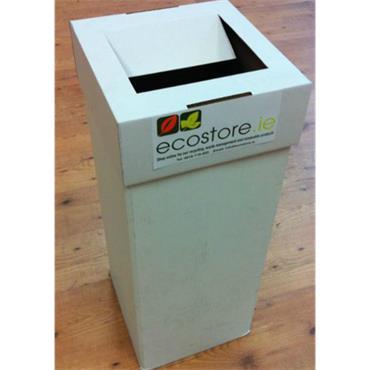 Cardboard Eco Bin - Pack of 25