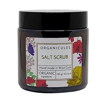 Organicules Pink Himalayan Salt Scrub