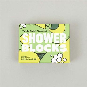 Shower Block - Lime & Sandalwood