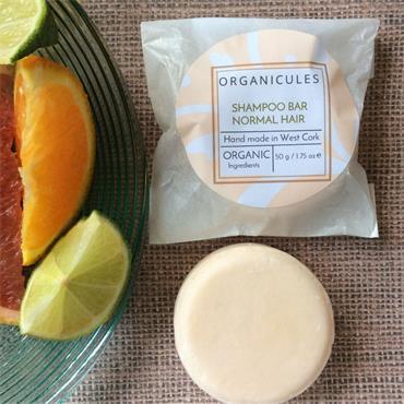 Organicules Shampoo Bar Normal Hair - Bag