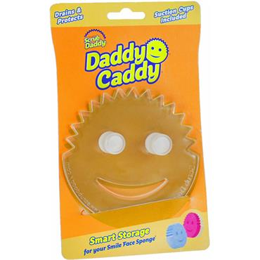 Daddy Caddy – Scrub Daddy Sponge Holder