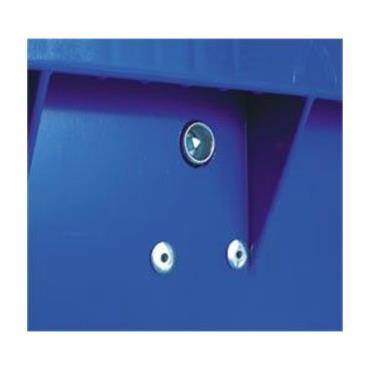Standard Lid Lock - 4 Wheel Bin
