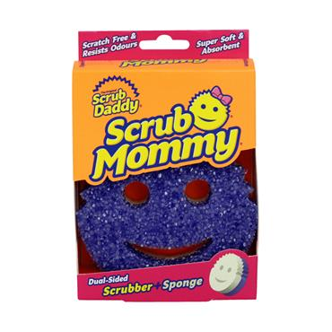 Trolley Bags Scrub Mommy Purple