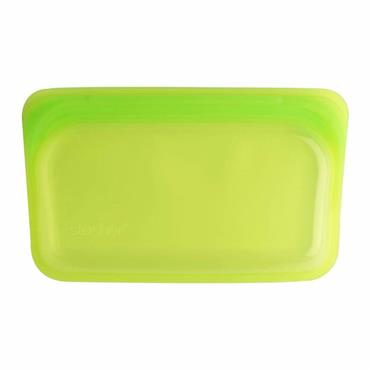 Stasher Re-Usable Food-Grade Platinum Silicone Sandwich Bag  19 x 12cm