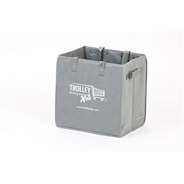 Trolley Bags Trolley Bagsxtra – Foldable Box (Grey)