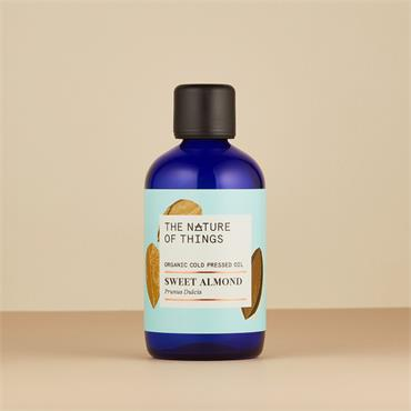 The Nature of Things Sweet Almond Oil - Organic - 100ml