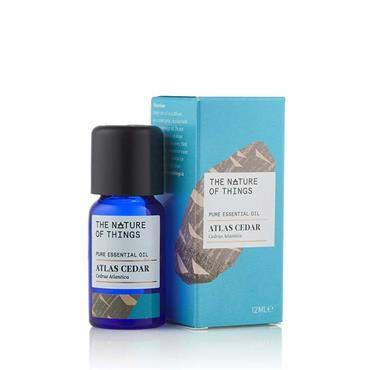 The Nature of Things Cedar Atlas Essential Oil - 12ml