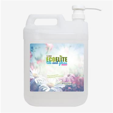 TippTop Eco Tile and Glass Cleaner - 5L Refill
