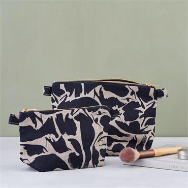 Blasta Henriet Small Wash Bag Navy