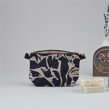 Blasta Henriet Small Wash Bag Navy