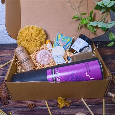 Eco-Friendly Pamper Hamper