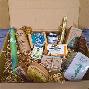 Earth Conscious Grooming Hamper