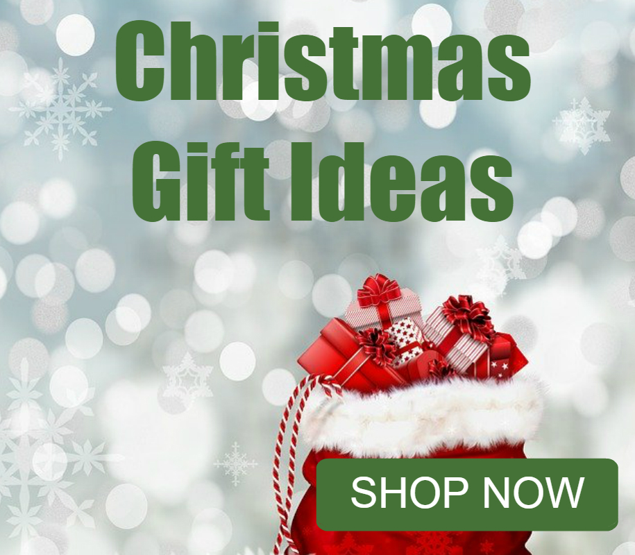 Green Christmas gift ideas