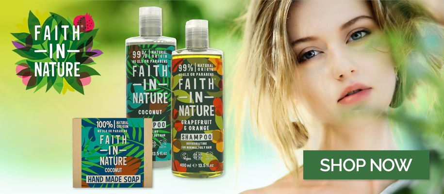 Faith In Nature - Shop Now
