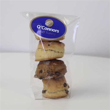Scones Mini (4 pack)