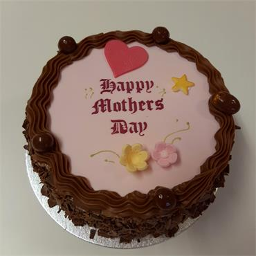 Mother's Day Gateaux (Chocolate)