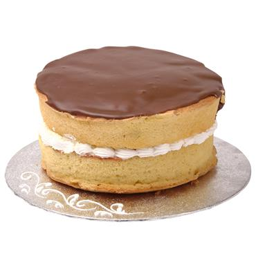 Fresh Cream Chocolate Top Sponge