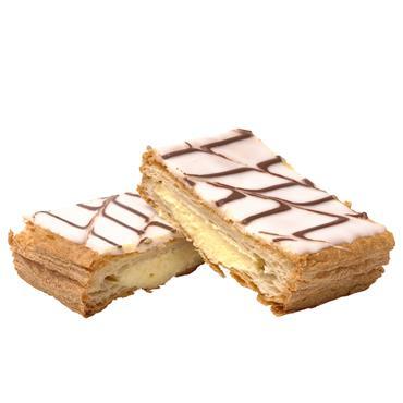 Fresh Cream Custard Slice