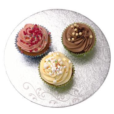 Cupcakes-Box of 6