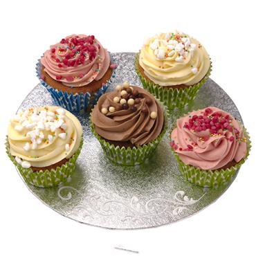 Cupcakes-Box of 12