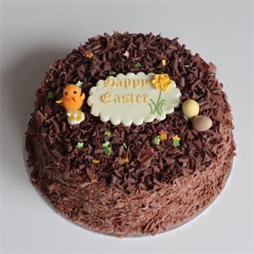 Easter Ganache Cake (Small)