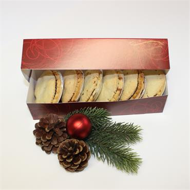 Short Crust Mince Pies (6 in a pack)