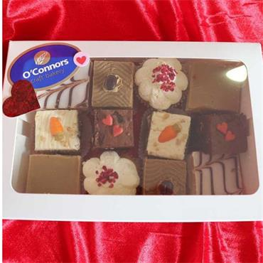 Valentine Date Special (12 assorted Buns)