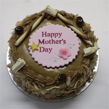 Coffee & Bailey Mother's Day Gateaux