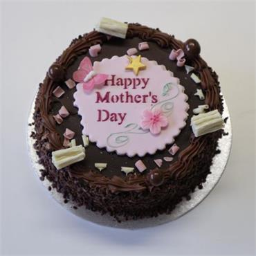 Luxury Chocolate Mother's Day Gateaux