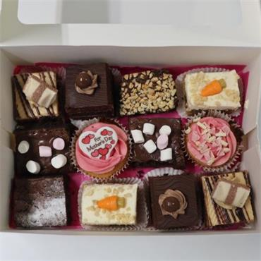 Mother's Day Special (Box of 12 Assorted Buns)
