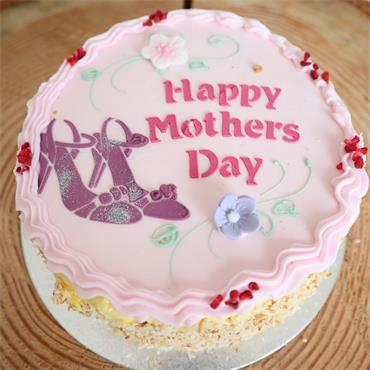 Mother's Day Gateaux (Lemon)
