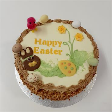 Easter Coffee Gateaux