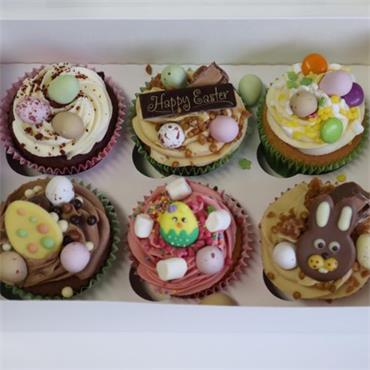 Easter Cup Cakes (6)
