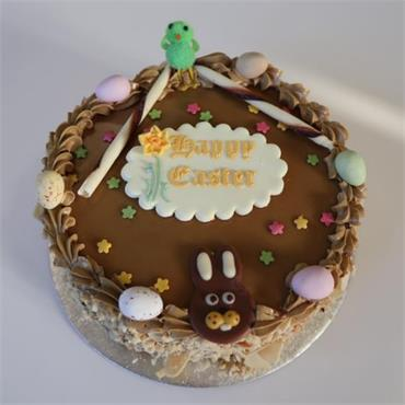 Easter Coffe & Baileys Gateaux