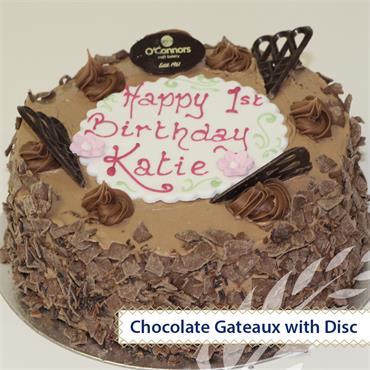 Customise a Signature Cake