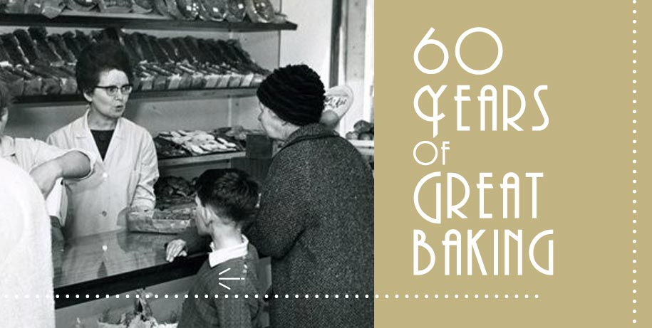 O'Connors 60 years of Great Baking