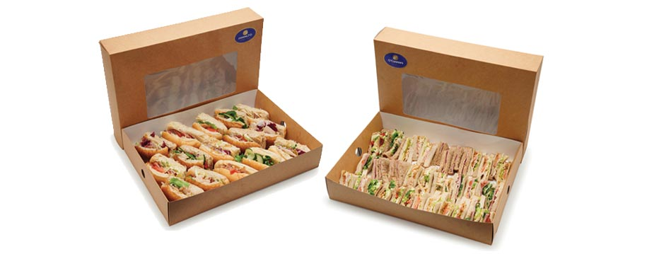 Sandwiches and Rolls