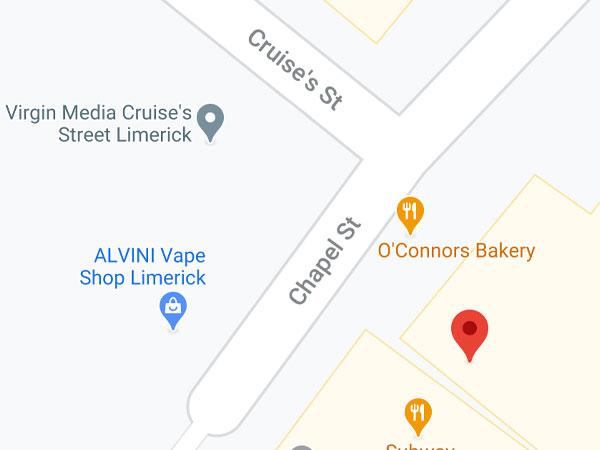 40 Cruise's St, Limerick, V94 V2T8
