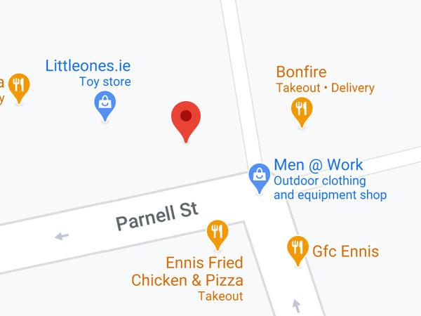 O'Connors Bakery 55 Parnell Street Ennis
