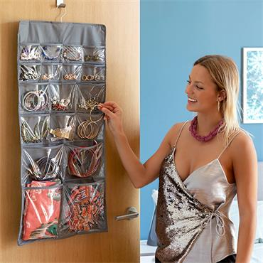 Hanging Accessories Organiser 36 Pockets