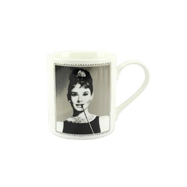 Audrey Hepburn Ceramic Mug