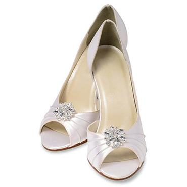 Amanda Shoe Clips - Crystal