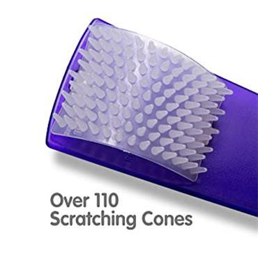 BackBliss Back Scratcher for Itchy Backs - BLUE