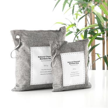 Bacoal Activated Bamboo Charcoal Bags x2