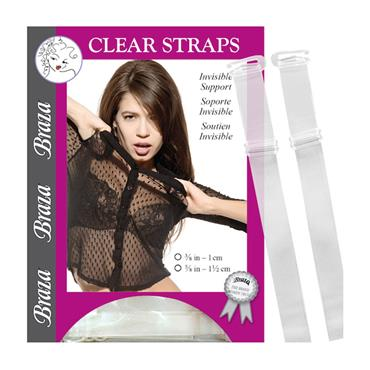 Clear Straps
