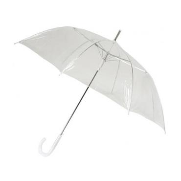Transparent Auto Opening Clear Umbrella - Shipping to Ireland Only
