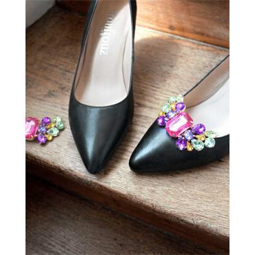 Danie Multi Coloured Shoe Clips