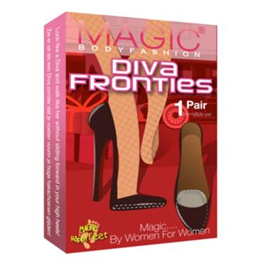 Diva Fronties - Ball of Foot Silicone Cushions.
