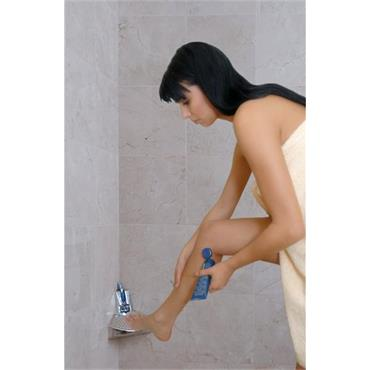 ElevEase Shower Step - Chrome