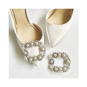 Elizabeth Shoe Clips